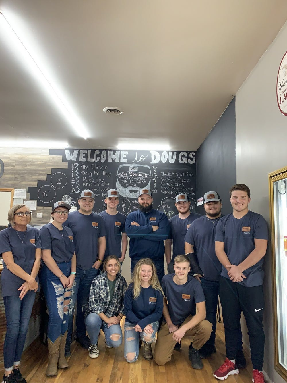 Doug's Carryout and Grocery hosts community clean-up