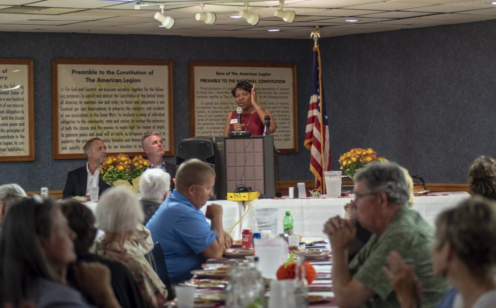 Athens County Democrats hold annual fall dinner