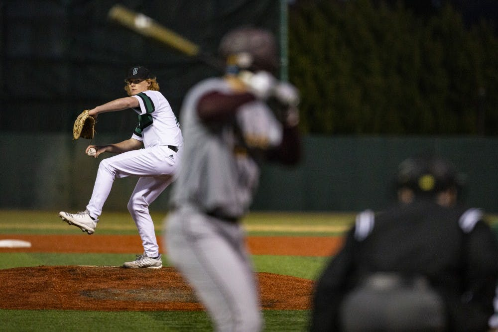 Baseball: Ohio suffers sweep from Ball State, loses grip on MAC Tournament spot