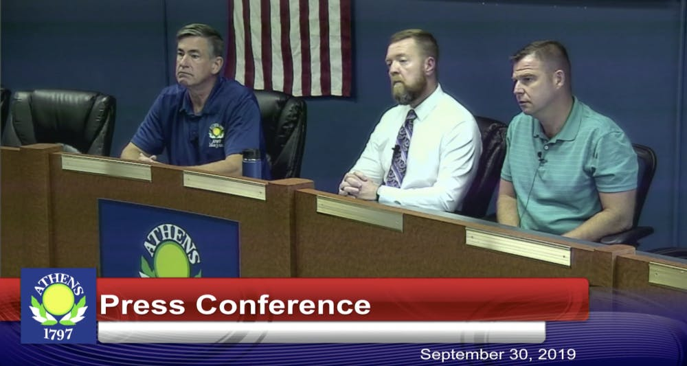 City officials address recent arrest altercation during press conference