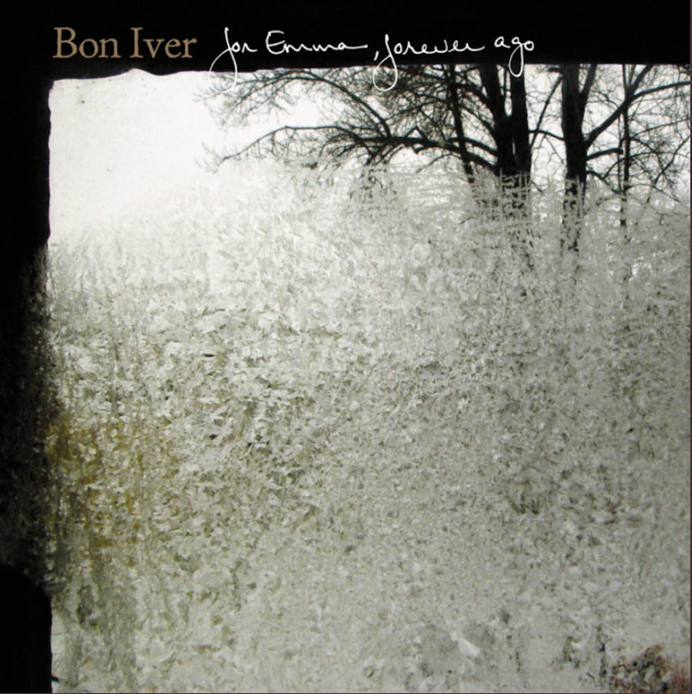 Fall Album Review: Bon Iver's 'For Emma, Forever Ago' tells a story of painful, lost love
