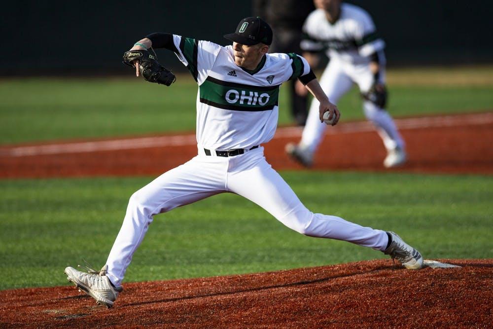 Baseball: Ohio swept at East Tennessee
