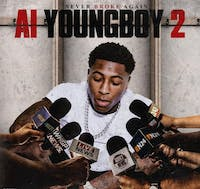 YoungBoy Never Broke Again has dropped the sequel album to his 2017 mixtape, Al YoungBoy. (Photo provided via @NEVERBROKEAGAIN on Twitter)