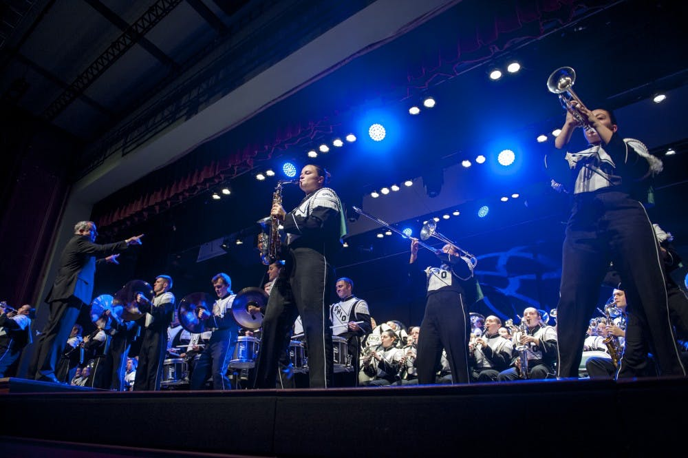 Marching 110 to feature annual varsity show this weekend