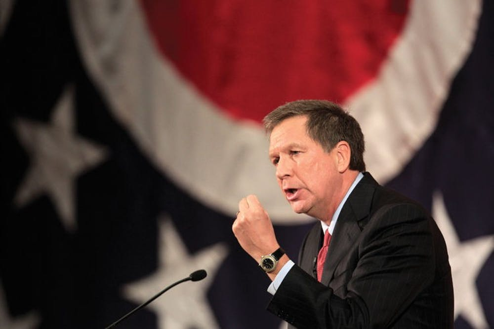 Ohio Gov. John Kasich slated for fifth place in South Carolina