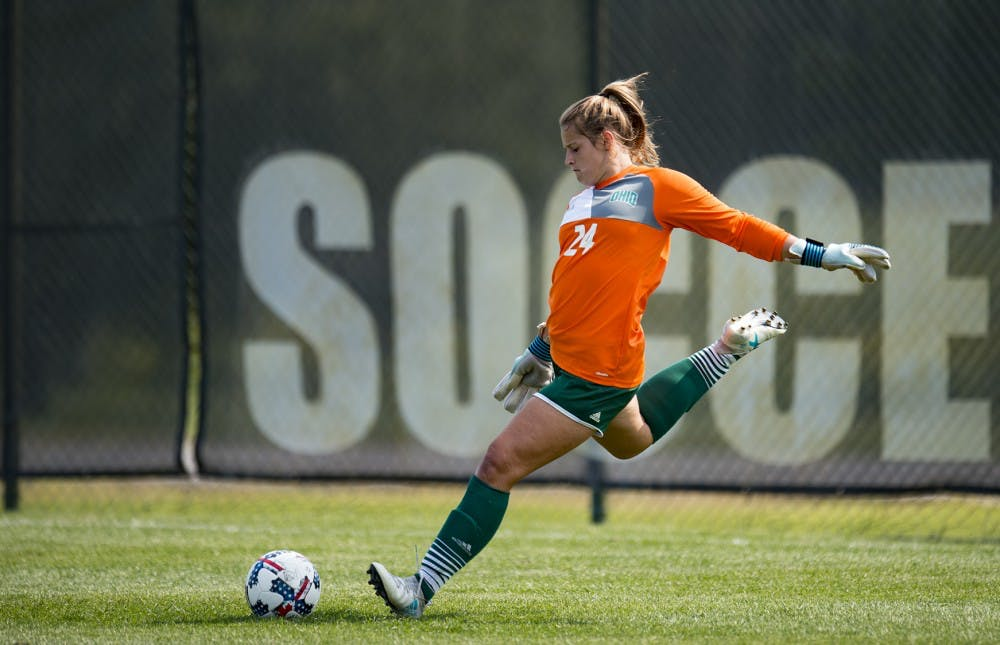 Soccer: With MAC play looming, Bobcats look to get season back on track
