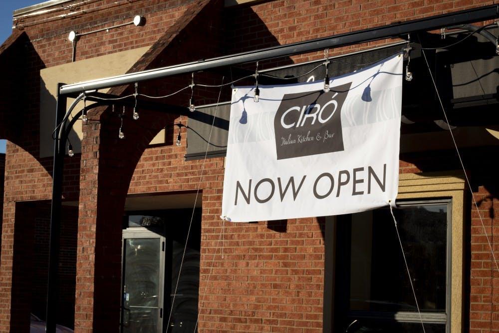 Q&A: Cirò's Francis McFadden talks restaurants reopening in COVID-19