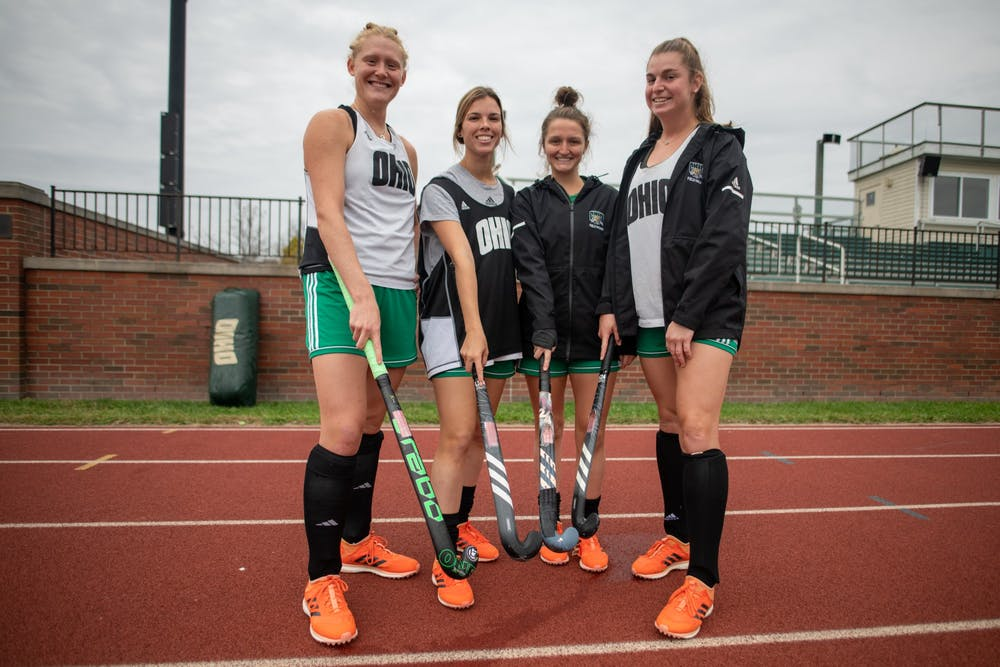 Field Hockey: Ohio's seniors have formed a close friendship during their collegiate careers