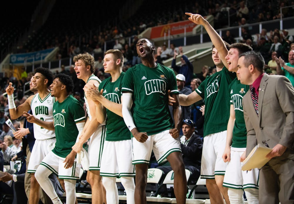 Men's Basketball: With three games left, Ohio has quietly surpassed preseason expectations
