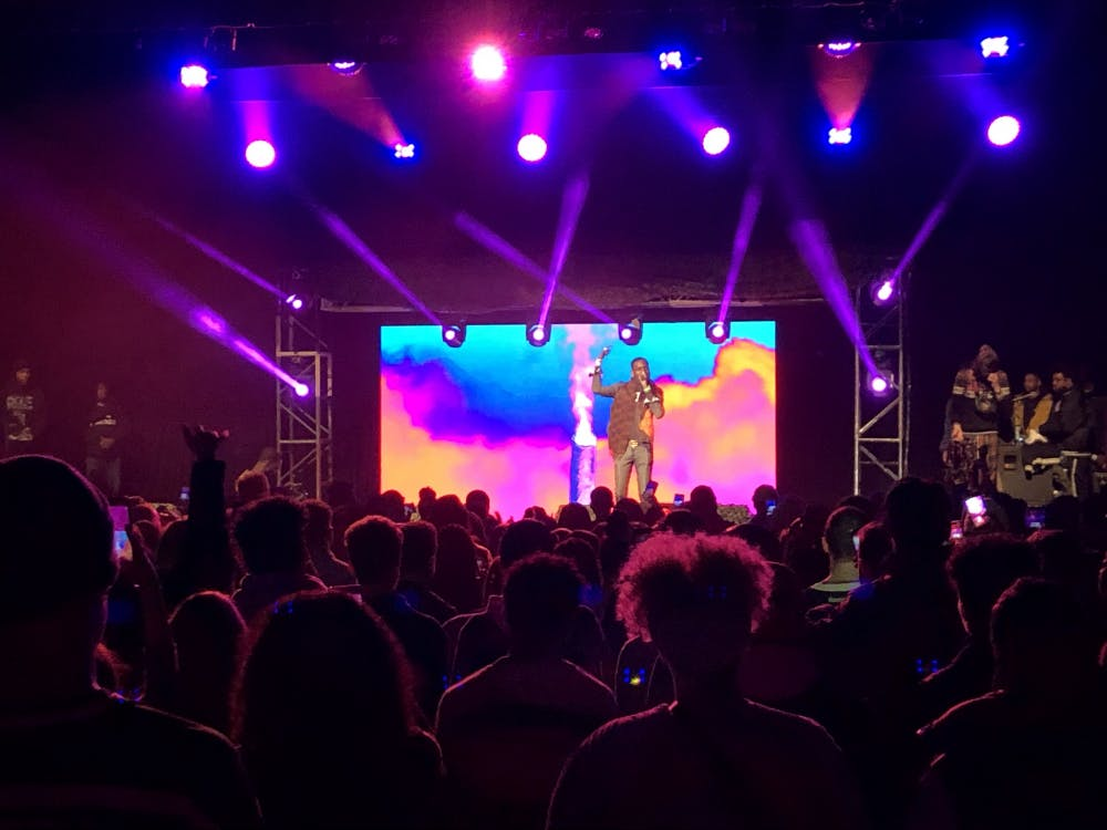Young Dolph, featured DJs excite crowds at Sibs Weekend concert