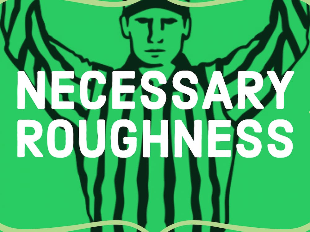 Necessary Roughness podcast art