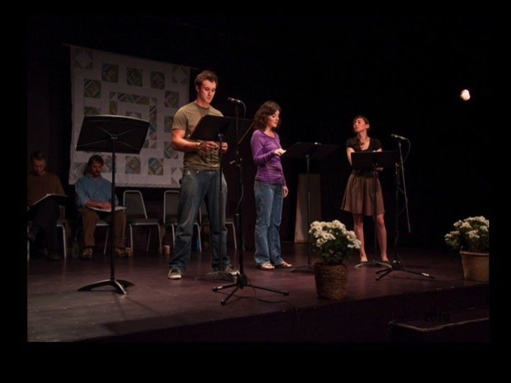 Athens to host showcase for playwrights' new works