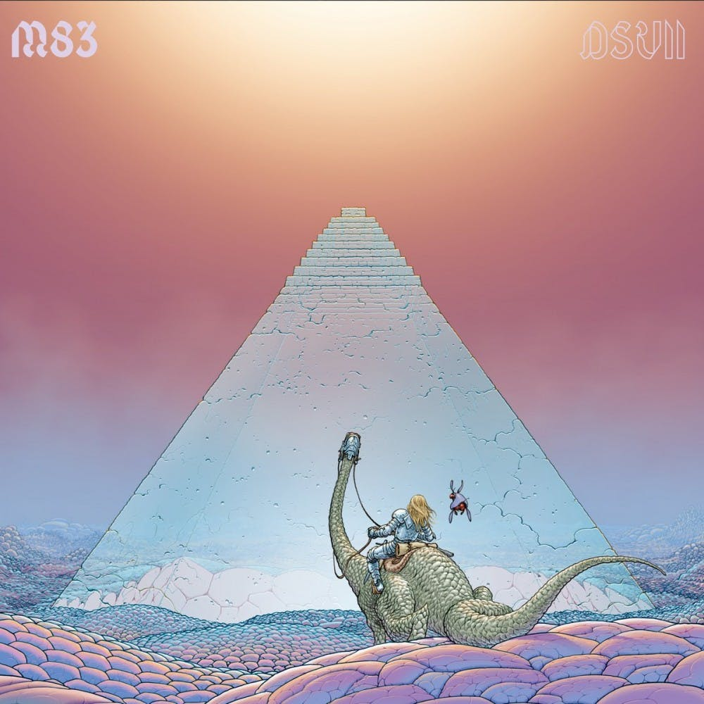 Album Review M83 Forgos Everything That Made It Great