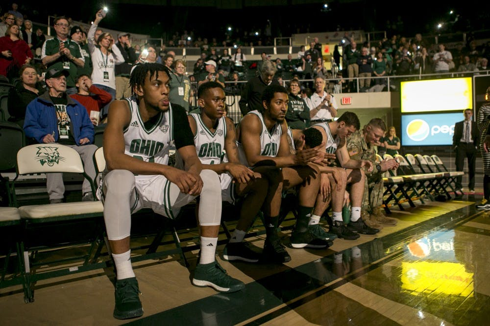 Men's Basketball: Ohio has chance to begin climb of conference standings
