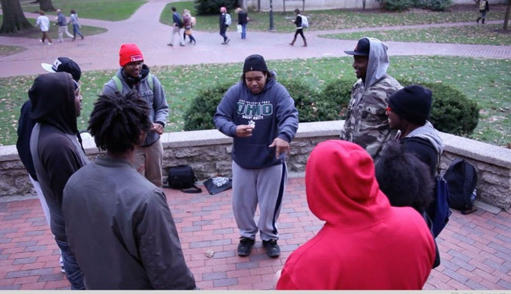Hip-hop is back in session at OU