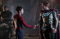 'Spider-Man: Far From Home' is a fitting follow-up to both 'Spider-Man: Homecoming' and 'Avengers: Endgame.' (Photo via @ErikDavis on Twitter)
