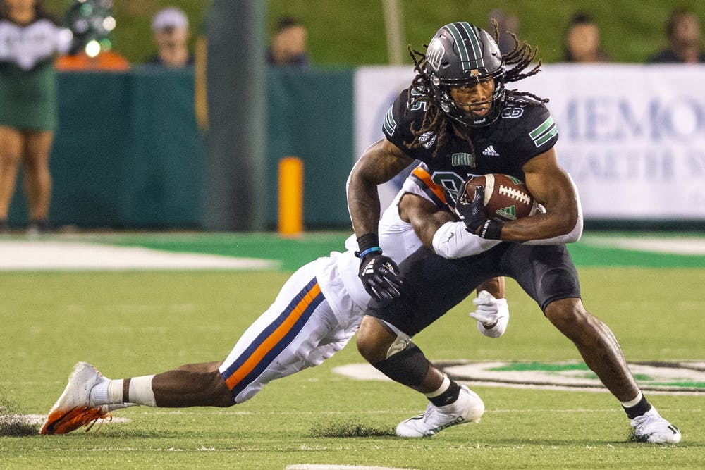 Football: Evaluating standout Week 1 performances around the Mid-American Conference