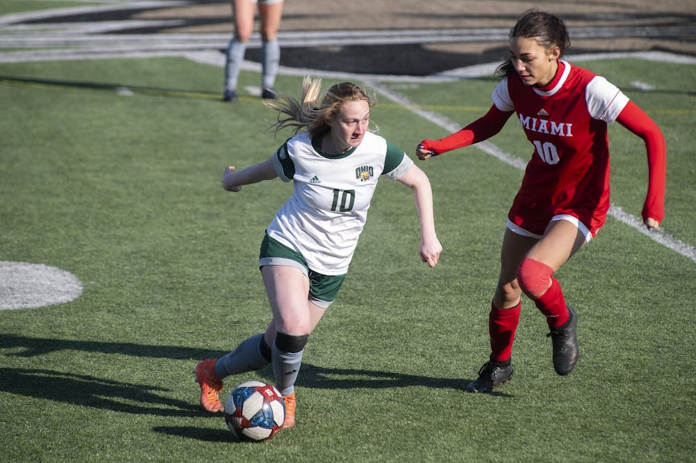Soccer: Ohio looks to get its season back on track against Akron this weekend