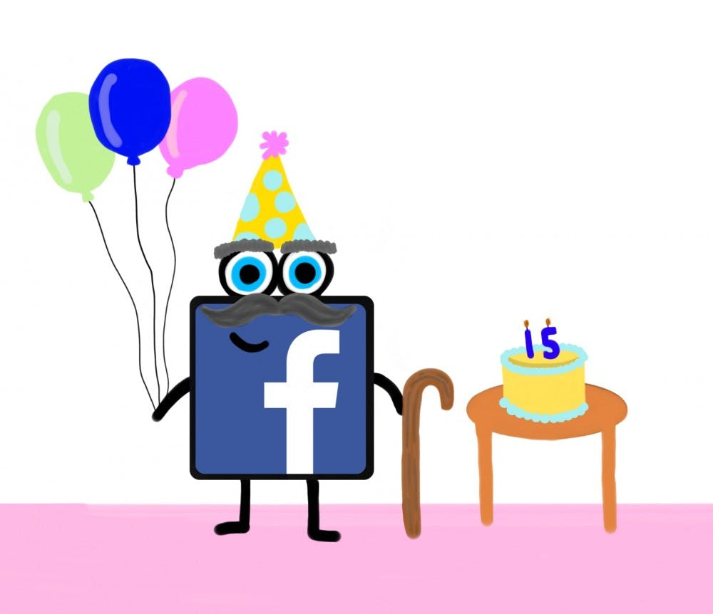As Facebook celebrates its 15th birthday, the company continues to be a social media juggernaut