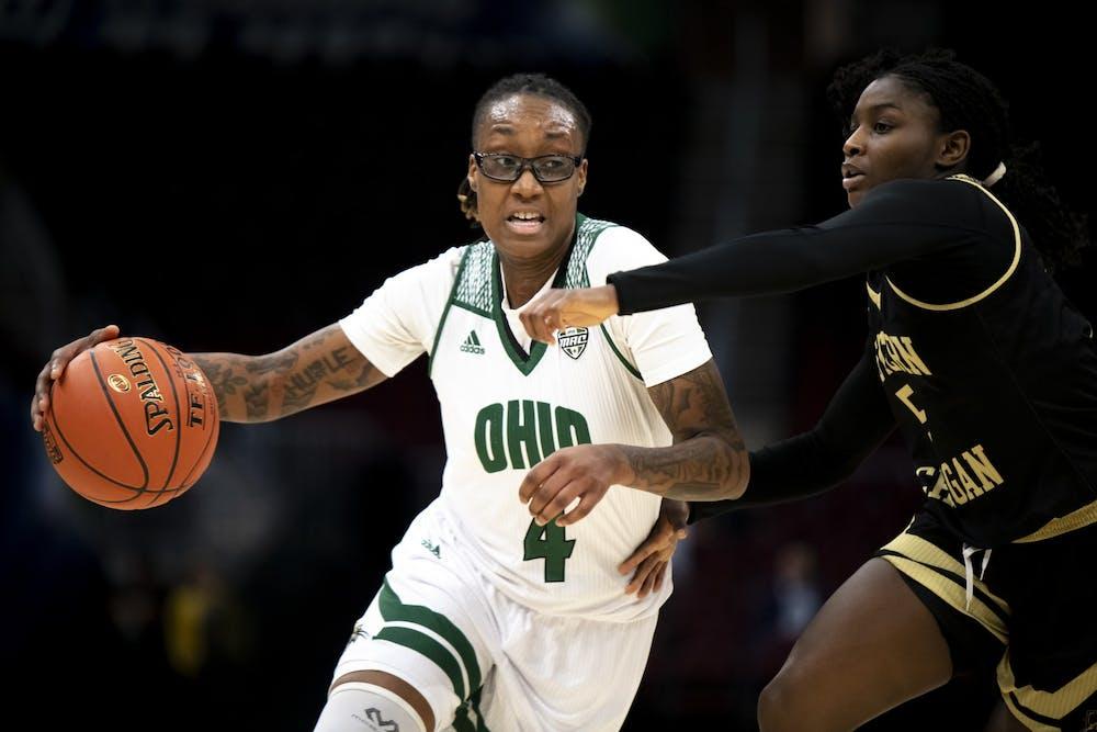 Women's Basketball: Takeaways from Ohio's 84-75 win over Western Michigan in the MAC Quarterfinal