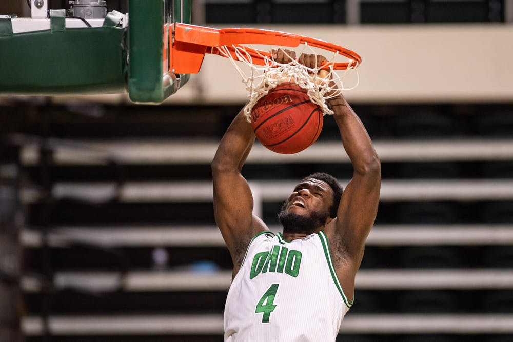 Men's Basketball: Ohio entering 2021-22 with confidence, and the entrails of uncertainty