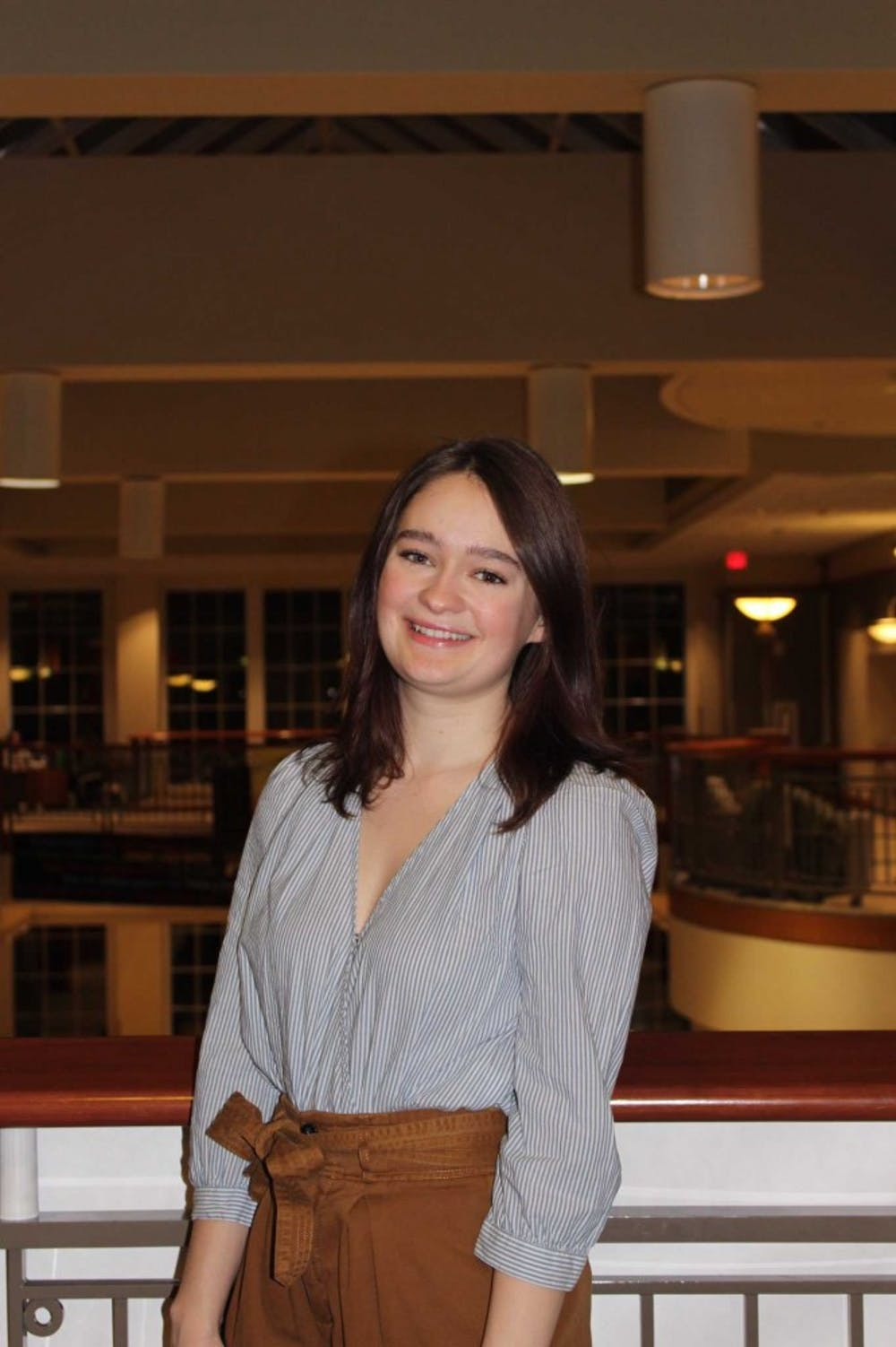 Eva Holtkamp elected president of the College Democrats of Ohio
