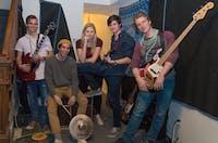 Photo of the Athens band Cardboard Sailors. (Provided via Cardboard Sailors)
