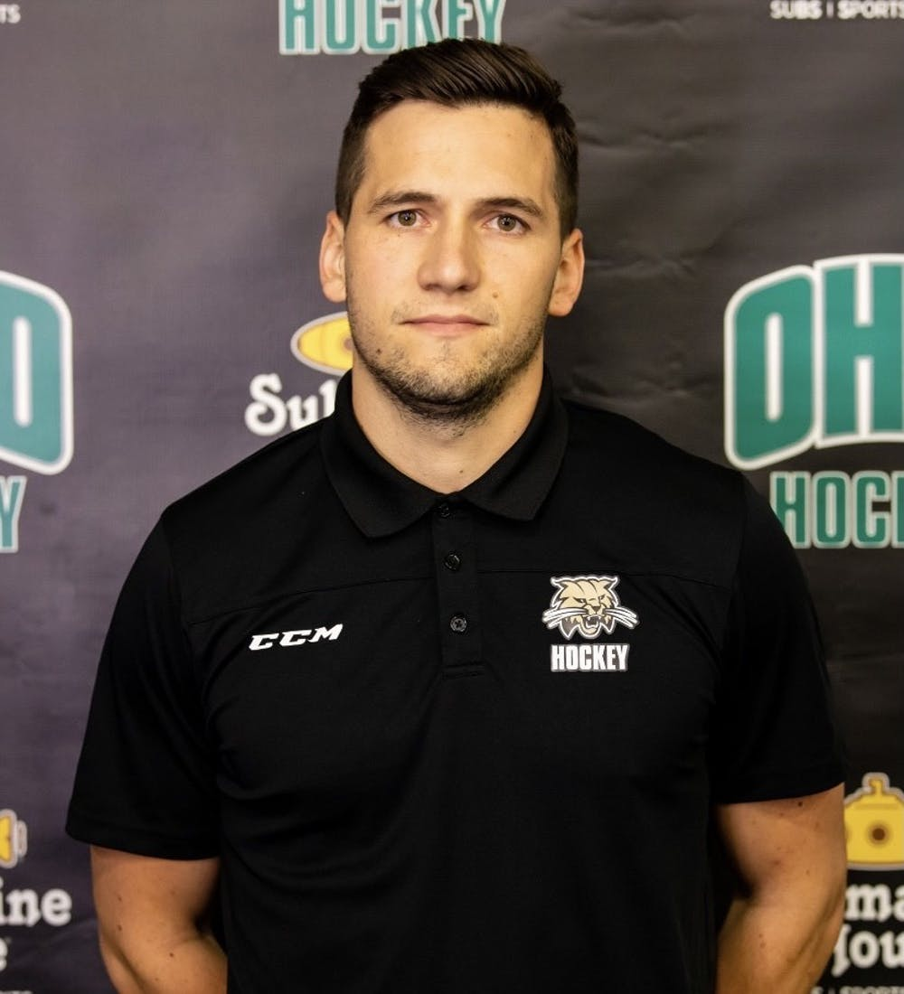 Hockey: Ohio promotes assistant Lionel Mauron to coach for 2021-22 season