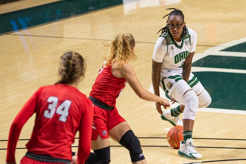 Women's Basketball: Ohio falls short defensively in overtime loss to Ball State