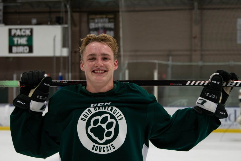Hockey: Ryan Leonard's tournament in Quebec was the time of his life