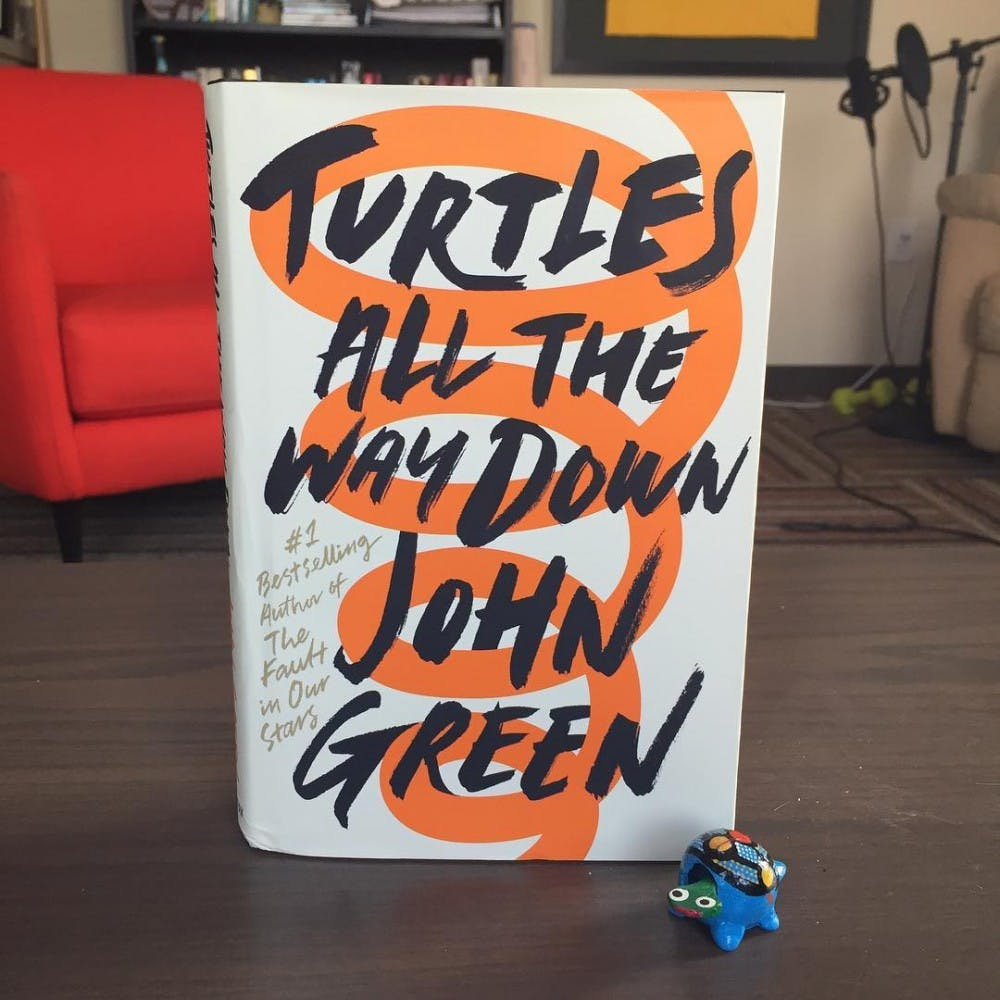 Book Review: John Green's 'Turtles All the Way Down' falls short