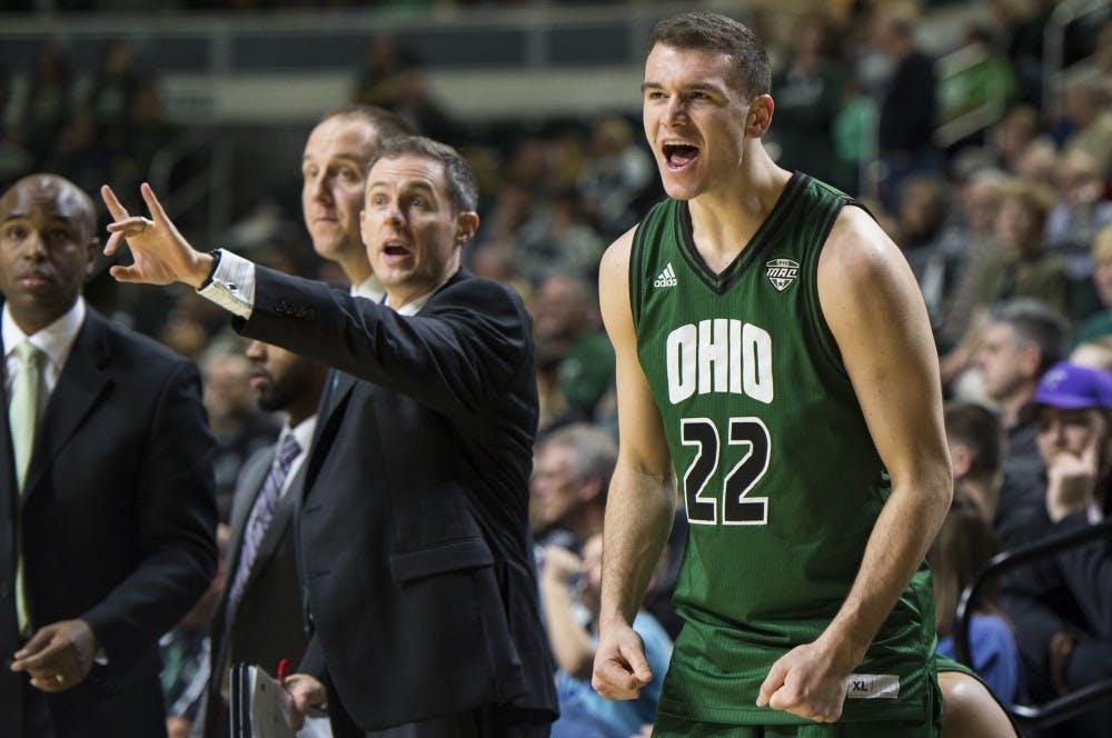 Men's Basketball: Gavin Block's steady, experienced hand is key for the Bobcats