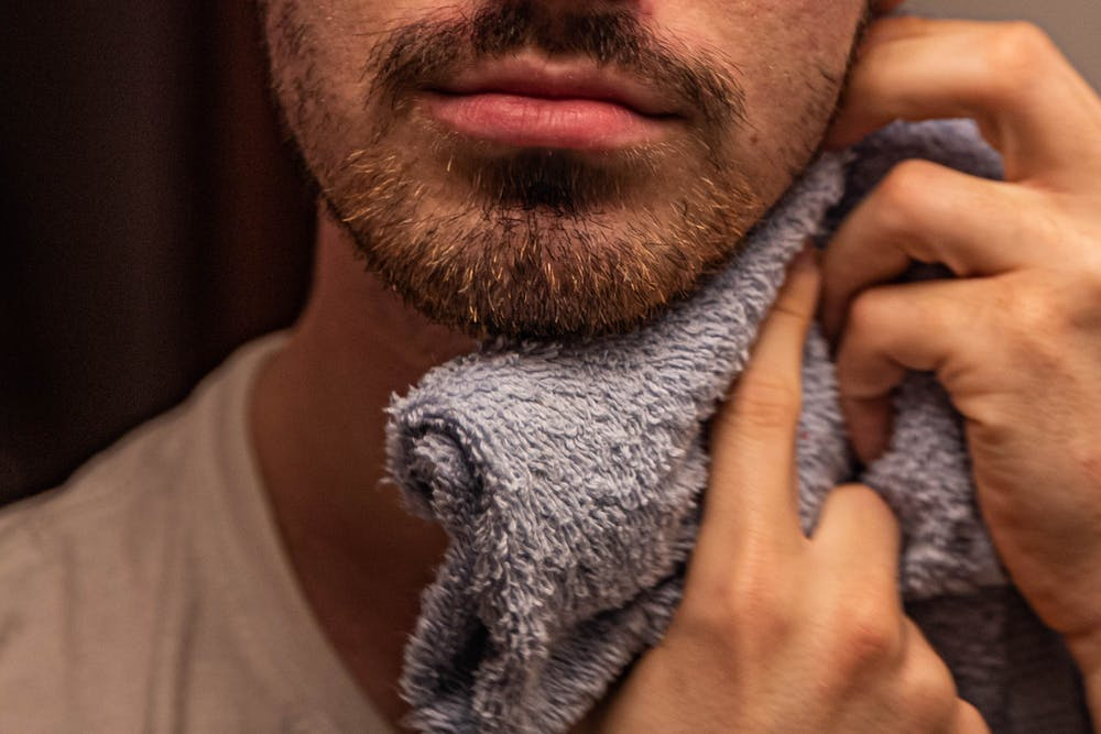 Many observe No-Shave November