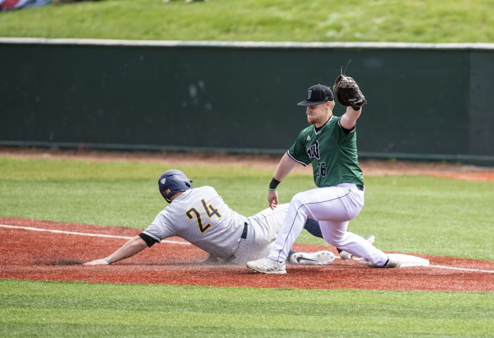 Baseball: Ohio loses in extra innings to Marshall