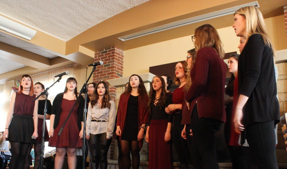 OU choirs to perform pieces for peace