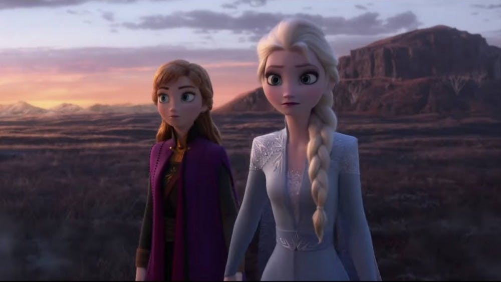 Elsa gay frozen 2