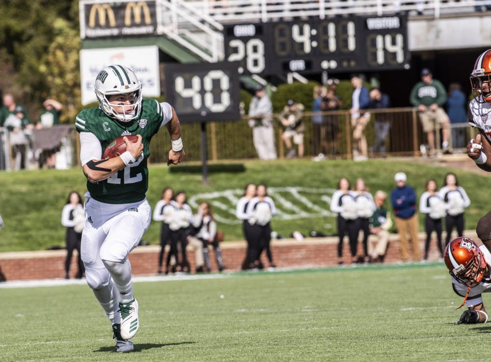 Football: Bobcats' November schedule features both redemption and continuation