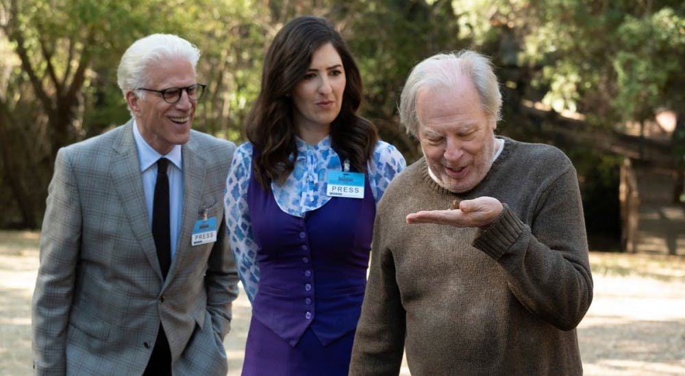 TV Review: Janet kicks some demon butt in Thursday's episode of 'The Good Place'