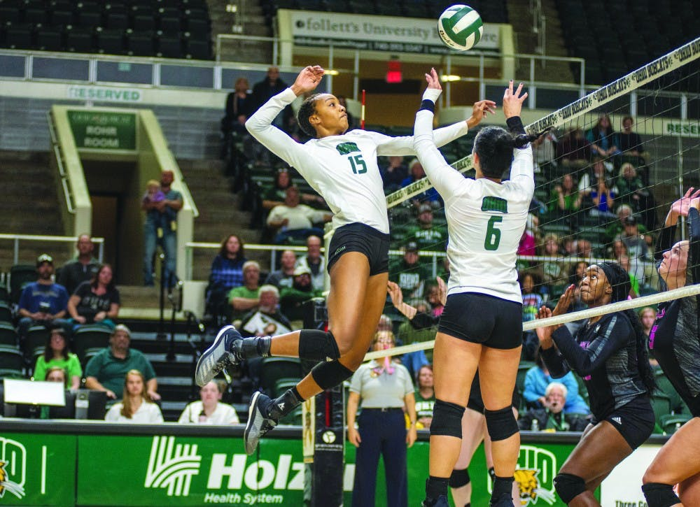 Volleyball: How Tia Jimerson made her recovery from injury a positive experience