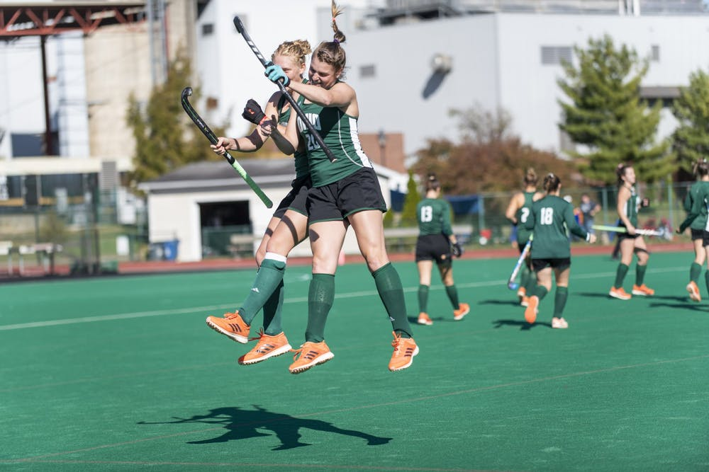 Field Hockey: Ohio falls to Appalachian State 5-4 in overtime