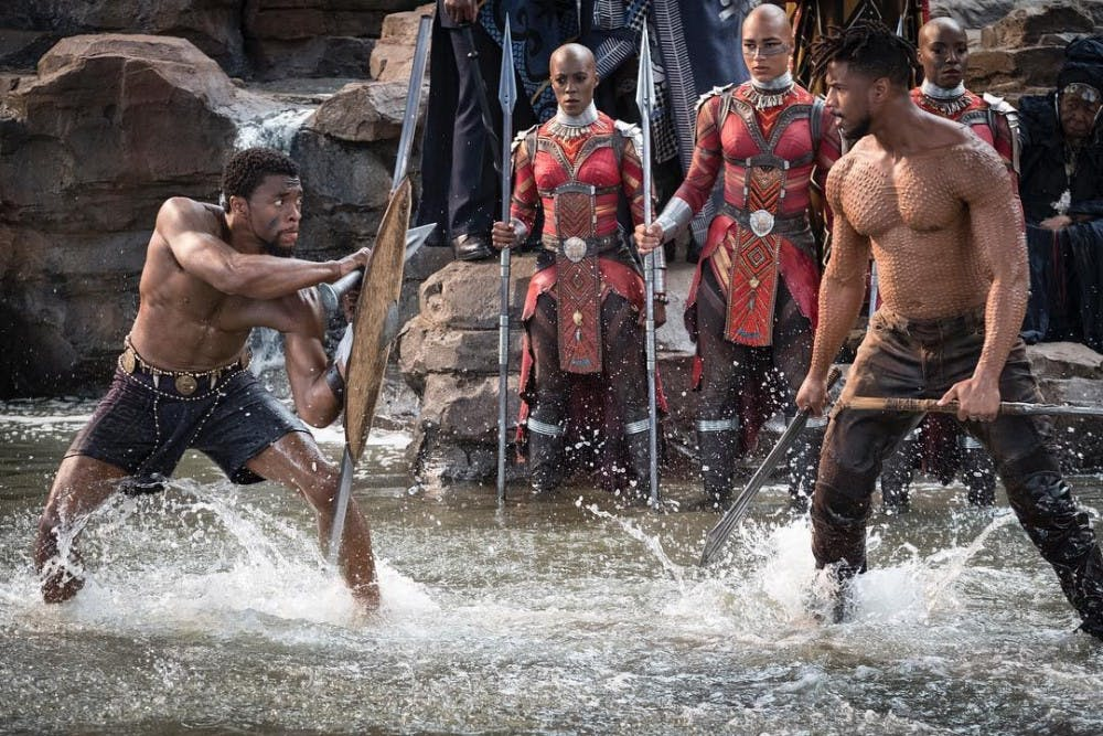 Film Review: 'Black Panther' is a phenomenon that lives up to its hype