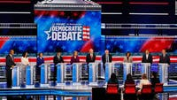 The fifth Democratic Primary Debate saw the candidates touch on a multitude of topics. (Photo provided via @CNN on Twitter)