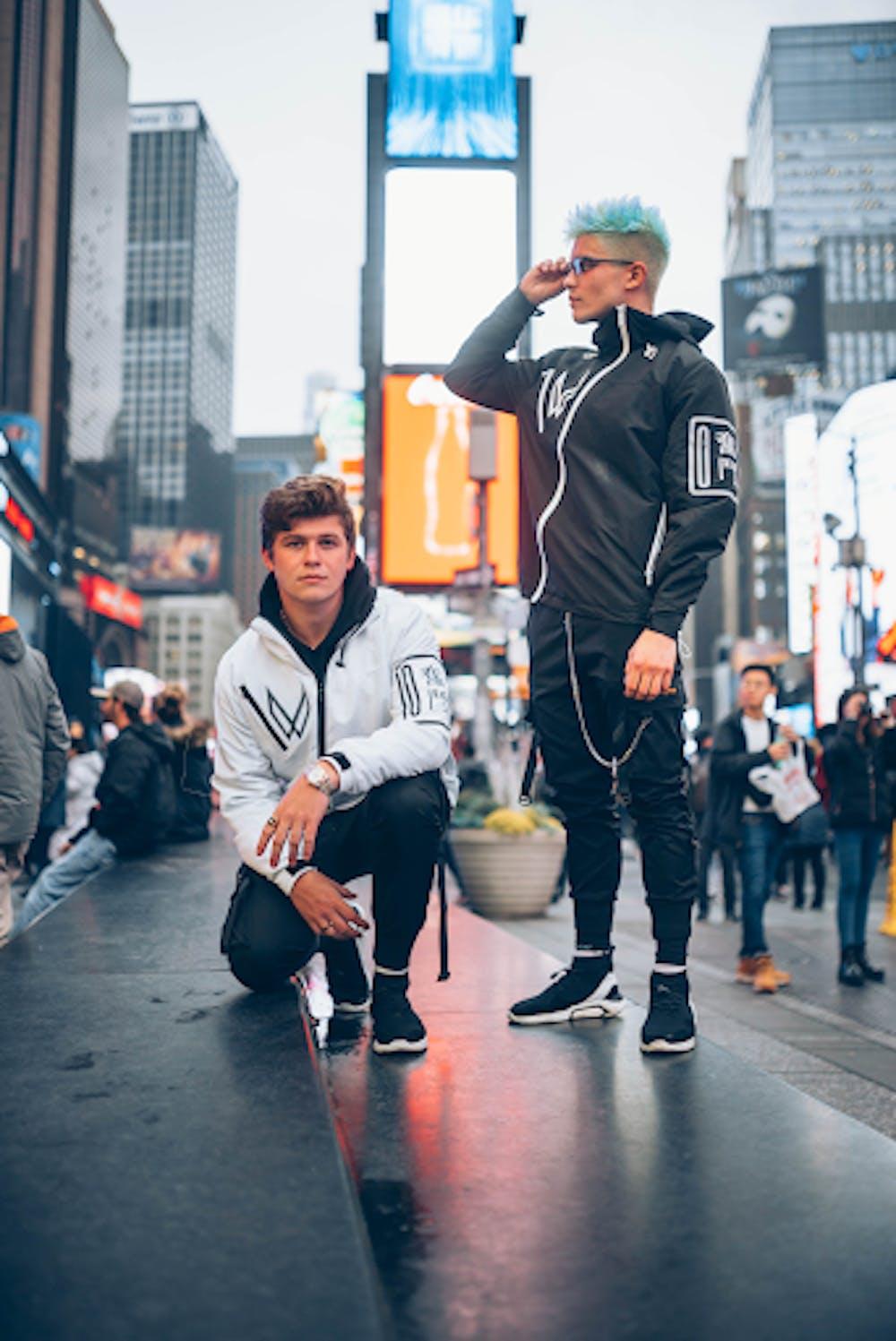 Lifestyle brand McEw showcases maverick mindset through clothing and striving