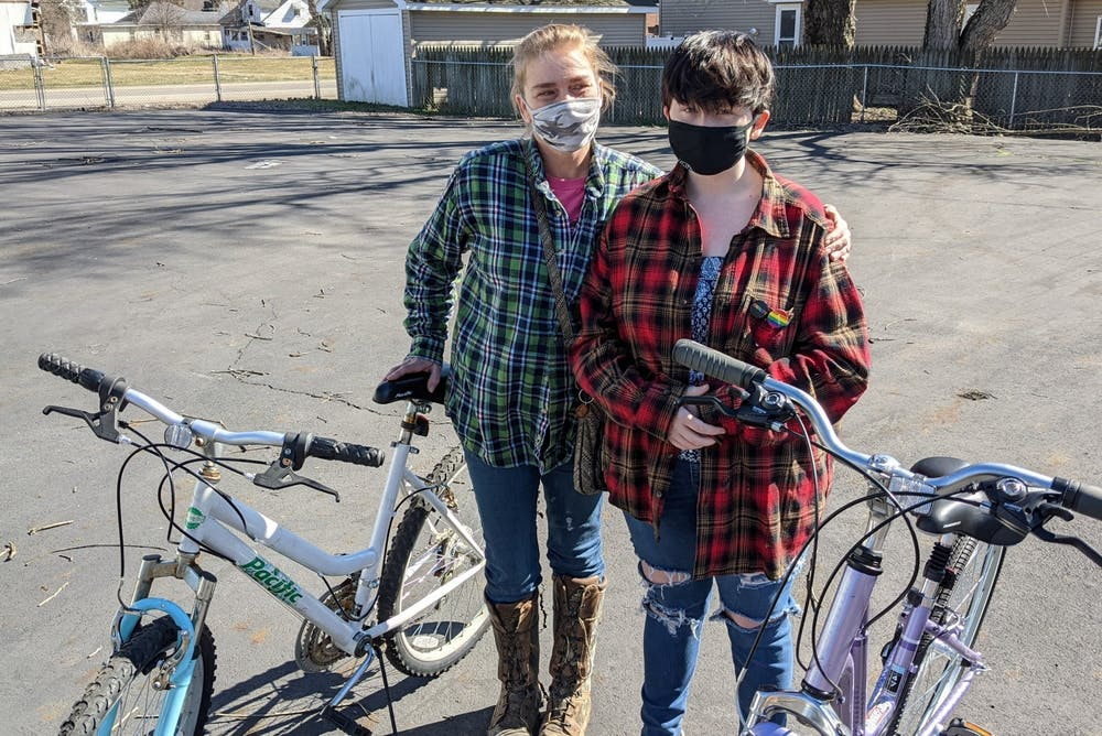 Athens Bicycle Club holds Bicycle Re-Cycle event, continues program