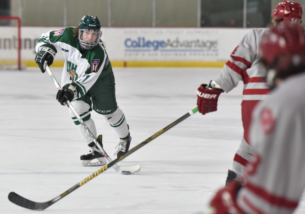 Hockey: Off-ice attention surrounds weekend series with Davenport