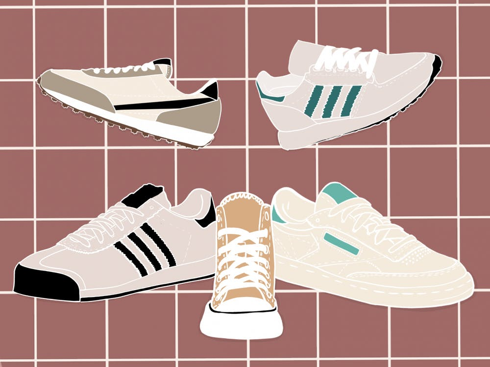 5 pairs of retro sneakers to add to any shoe collection