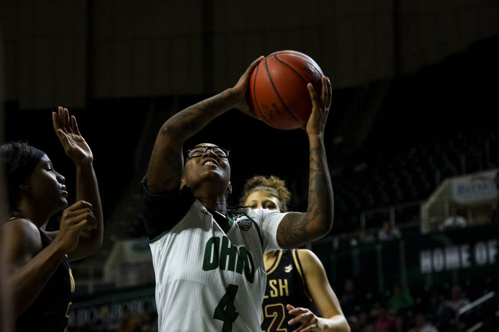 Women's Basketball: Numbers to know after Ohio's 66-54 loss to Syracuse