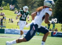 Ohio quarterback Nathan Rourke during the Bobcats' game against Howard on Sept. 1. (FILE)