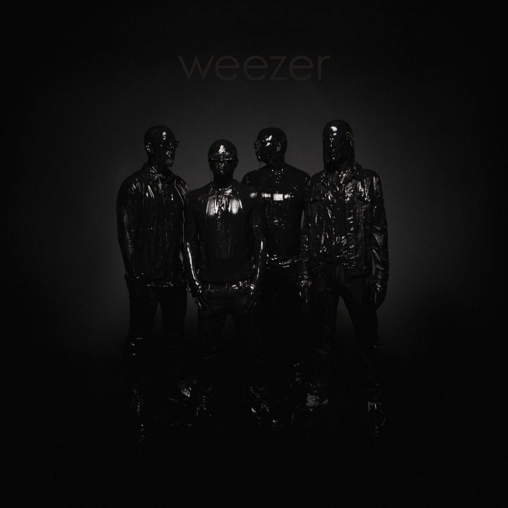 Album Review: Weezer fails to create a cohesive product with 'The Black Album'