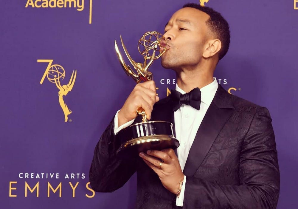 John Legend became the first black man to achieve EGOT status — here are the other winners